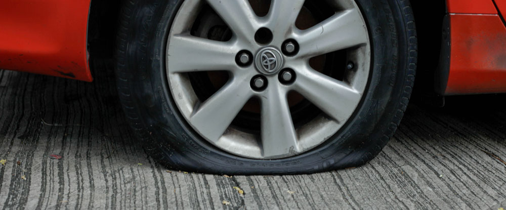 How-to-avoid-getting-a-flat-tyre-in-Brisbane