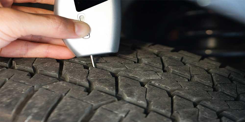 Tyre Thread