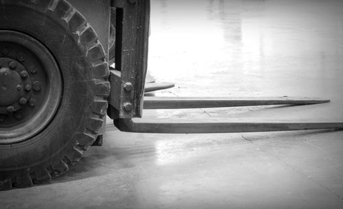 Investing in Solid Forklift tyres