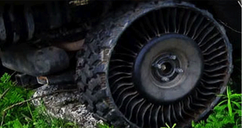 Michelin Tweel UTV