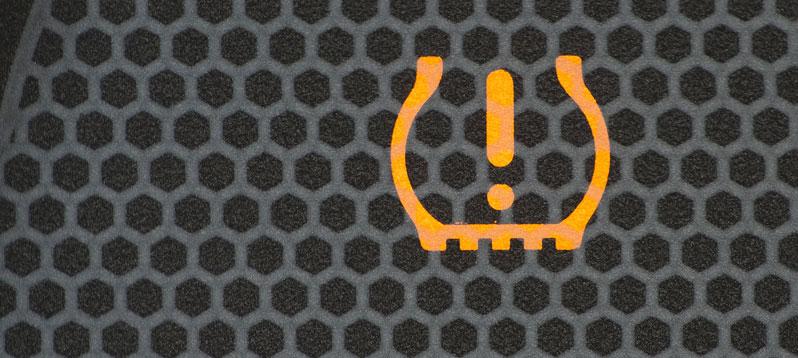 Tyre Warning Light